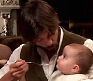 jordi coll papa e nata sua figlia jeal coll sua moglie Marta Tomasa Worner ha parotito una bimba