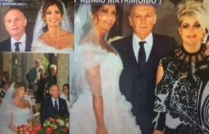 matrimonio claudio villa junior e loretta bonanno foto pomeriggio 5 dipiu