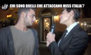 Le Iene Miss Italia 2015 Alice Sabatini diventa una Iena -Video
