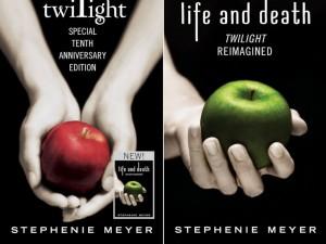Life and Death- Twilight Reimagined nuovo libro di twiligt bella e una vampire ed edward è umano
