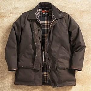 Oilskin giacchetto australiano