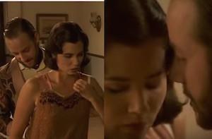 Rigoberto rigo abusa di maria terza stagione de il segreto telenovela gonzalo salva maria