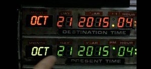 Ritorno al futuro back to the future-2015