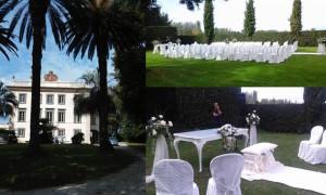 cerimonia nozze villa lupo