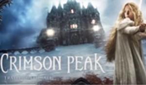 crimson peak trama trailer streaming guillermo del toro pacific rim solo gli amanti sopravvivono il labirinto del fauno crimson peak libro