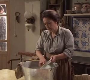 donna francisca povera nella 4 stagione de il segreto telenovela video youtube