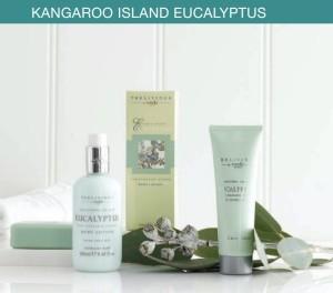 prodotti copro creme a base di eucalipto australia kangaroo island