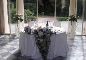 tavolo sposi villa del lupo matrimonio elisa ed igor molino grassotti