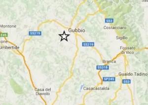 terremoto oggi in tempo reale a perugia umbria