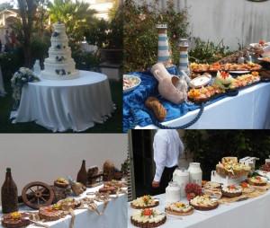 villa del lupo buffet matrimonio torta nozze aurora catering