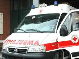 ambulanza soccorso 118 veleltri ucciso un commercialista da un albanese