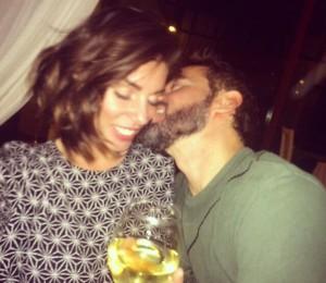 bianca atzei e max biaggi bacio e stanno insieme su twitter
