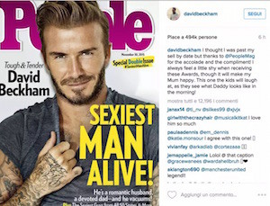 david beckham people