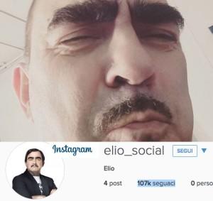 elio social profilo instagram twitter e facebook