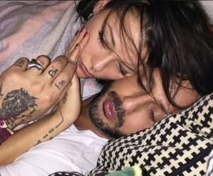 Silvia Provvedi fidanzata fabrizio corna foto instagram