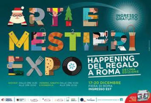 arti e mestiri roma expo 2015
