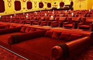 cinema hart napoli il cinema con i letti