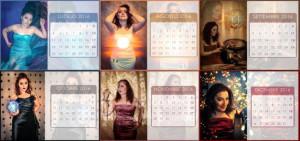 calendario rossella regina