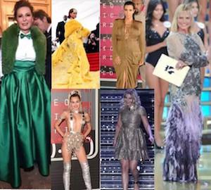 le peggio vestite secondo vanity fair del 2015