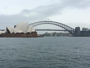 sydney opera house bridge