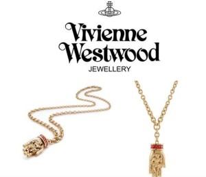 gioiello vivienne westwood per capodanno cinese