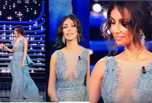 madalina ghenea abito seconda serata sanremo 2016