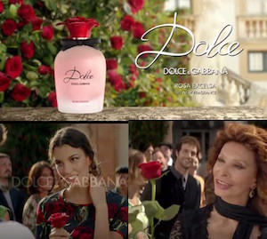 spot dolce egabbana con sophia loren youtube video profumo dolce e gabbana