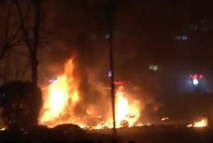 eplosione ankara turchia kamikaze autobomba video