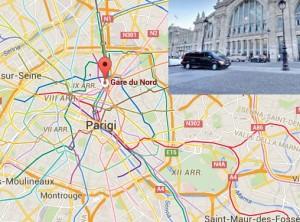 evacuata la stazione di parigi