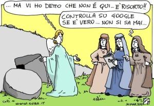 Auguri Di Buona Pasqua Le Vignette Religiose Per Pasqua