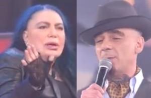 loredana berte contro j ax al serale di amici 2016 video prima puntata 2 aprile 2016 sabato
