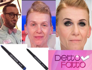 smokey eyes pelli mature donne detto fatto alioshia mussi matite usate make up forever