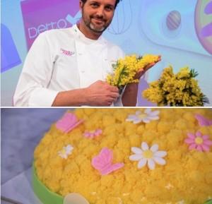 torta mimosa ricetta detto fatto festa della donna docle cotto mangiato