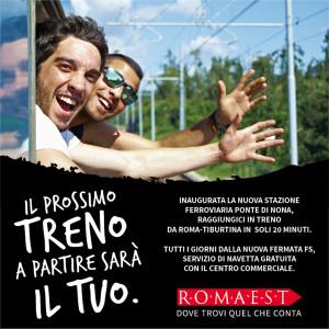 Romaest - Nuova stazione FS - FB Post-01