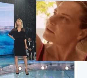 alessia si infuria con simona ventura in diretta tv all 'isola dei famosi