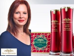 alona shechter casa cosmetica prodotti viso corpo e capelli curisità prodotti