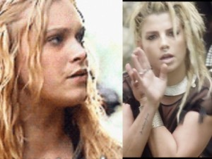 emma marrone look video come nella serie tv the 100