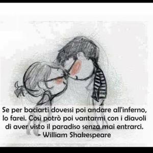 frasi d amore william shalkespeare