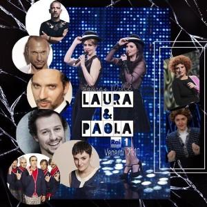 ospiti dello show Laura e Paola