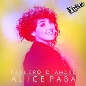 alice paba da amici vincitore di the voice
