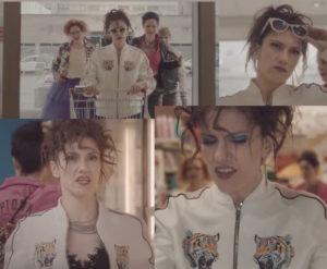 elisa make up marche abiti stilista brand video love me forever