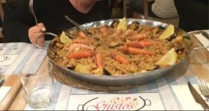 paella gustos bnc di mare