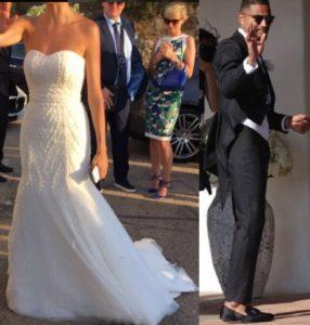 abito da sposa melissa satta abito da spos boateng dettaglio