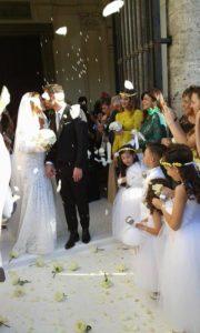 alessandra d angelis e emanule foto matrimonio temptation island