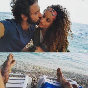 la foto della fidanzata di alex gadea tristan de il segreto