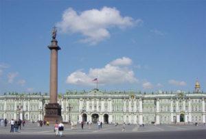 palazzo d inverno hermitage russia