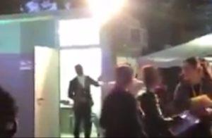 video della rissa tra stash e mandelli dietro le quinte