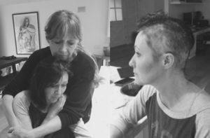 Shannen doherty cancro ultime notizie foto rasata perde i capelli abbraccio madre instagram holly combs