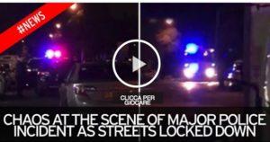 australia sydney attacco terroristico alla polizia ultime notizie auto carica di bombole gas in stazione