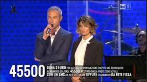 donazioni al terremoto centro italia potrezione civile